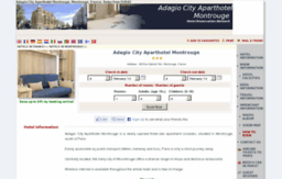 adagio-city-montrouge.hotel-rv.com