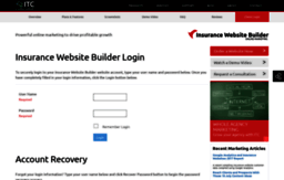 admin.insurancewebsitebuilder.com
