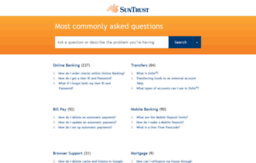 answers.suntrust.com