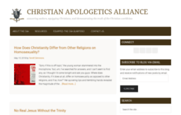 apologeticalliance.com