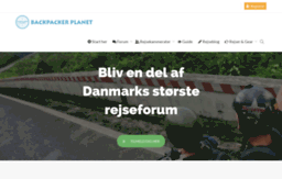 backpackerplanet.dk
