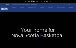 basketballnovascotia.com