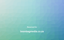 beanbagmedia.co.za