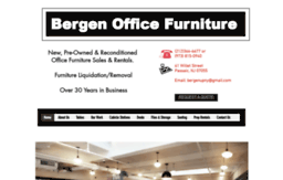 Fantastic Bergenofficefurniture Com Website Bergen Office Furniture Download Free Architecture Designs Intelgarnamadebymaigaardcom