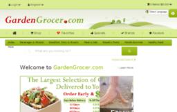 Garden Grocer Promo Code