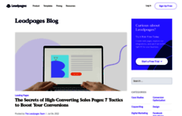 Things about Leadpages Blog