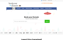 bookyourdomain.in