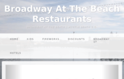 broadwayatthebeachrestaurants.com