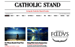 catholicstand.com
