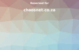 chaosnet.co.za