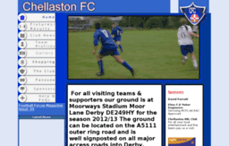 chellastonfc.co.uk