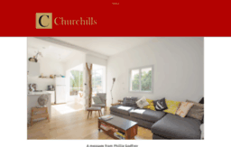 churchills.uk.com