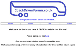 coachdriverforum.co.uk