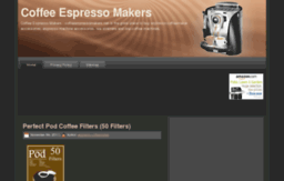 coffeeespressomakers.net