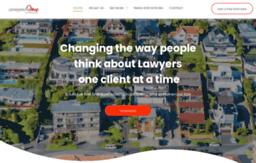 Conveyancingshop co nz website  Conveyancing Shop Lawyers
