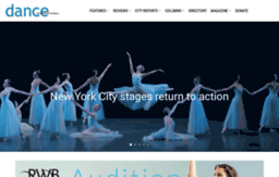 danceinternational.org