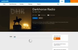 darkhorse.podomatic.com