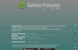 darknessproduction.com