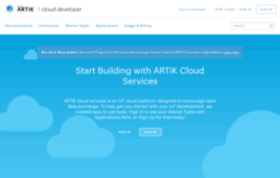 developer.artik.cloud