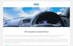 dfisolutions.co.za