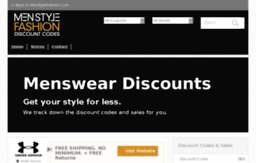 discounts.menstylefashion.com