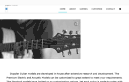 dopplerguitars.com