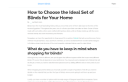 dream-blinds.co.uk