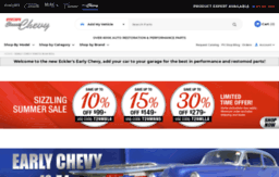 ecklersearlychevy.com