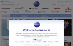 evolution.oneworld.com