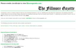 fillmoregazette.com