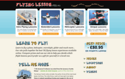 flyinglesson.org.uk