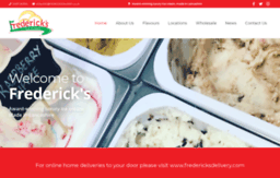 fredericksicecream.co.uk