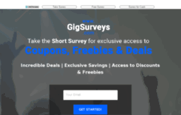 gigsurveys.com