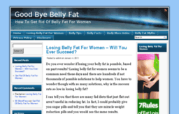 good-bye-belly-fat.info