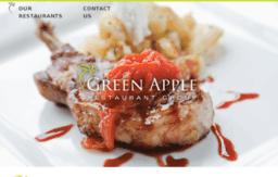 greenapplerestaurantgroup.com