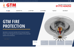 gtmfireprotection.co.uk