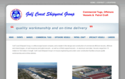 gulfcoastshipyardgroup.com