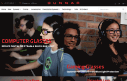 gunnar-optiks.eu