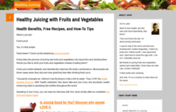 healthy-juicing.com