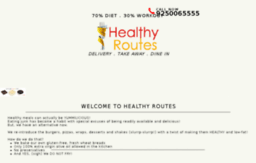 healthyroutes.in