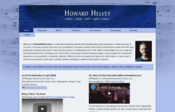 howardhelvey.com