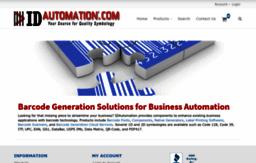 Idautomation Font