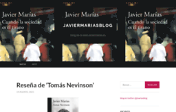 javiermariasblog.wordpress.com