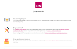 jobyco.co.uk