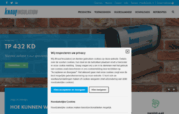 Knaufinsulation be website  Home Page | Knauf Insulation