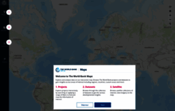 Maps Worldbank Org Website Global Reach