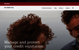 Fake Credit Report Template at Websites Milonic