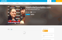 nashvillesportsmix.podomatic.com