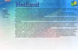 netemul.sourceforge.net
