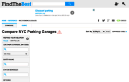 nyc-parking-garages.findthedata.org